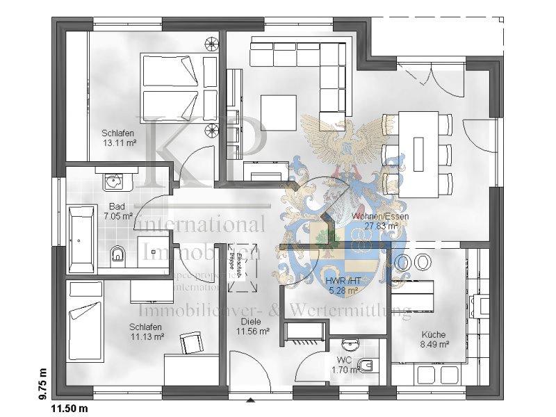 massivh user bungalow. Black Bedroom Furniture Sets. Home Design Ideas