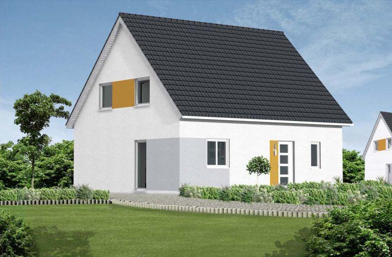 Massivhäuser Einfamilienhaus